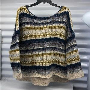 Free people woman's sweater small petite